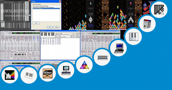 Software collection for Play Style Keyboard Pa 50