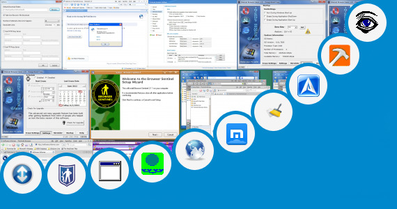 Software collection for Vxp File Browsers