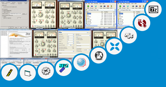 Software collection for Matlab High Compressed
