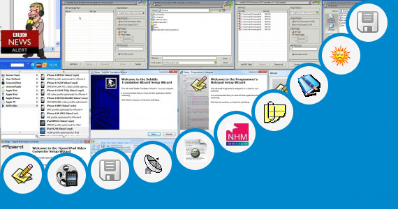 Software collection for Uc Mini Tamil Language Setting