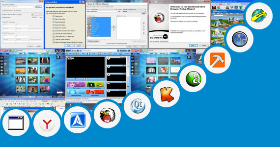 Software collection for Vxp Browser For Free Internet