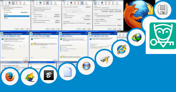 Software collection for Fastest Internet Browser Vxp App