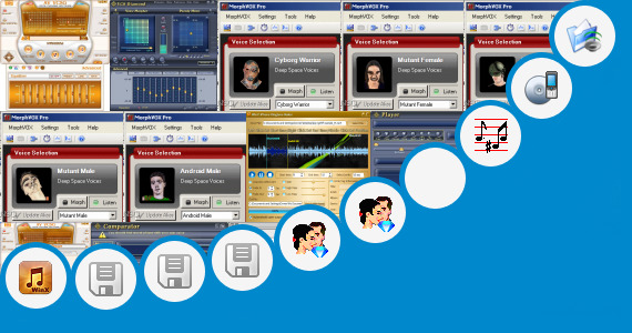 Software collection for Sangeeta Voice Maker Free