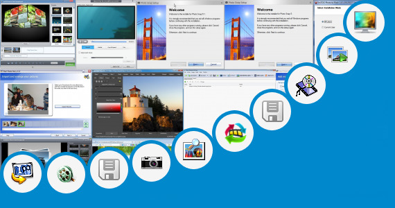 Software collection for Photo Shoot Mp3 Music Apk