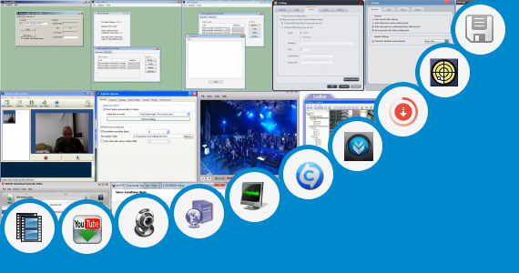 Software collection for 12 Yares Bf Local Video