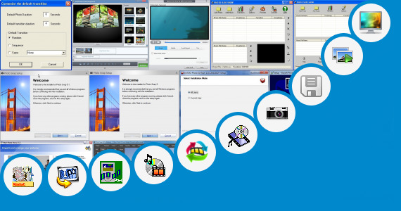 Software collection for Mp3 Photo Setting Software