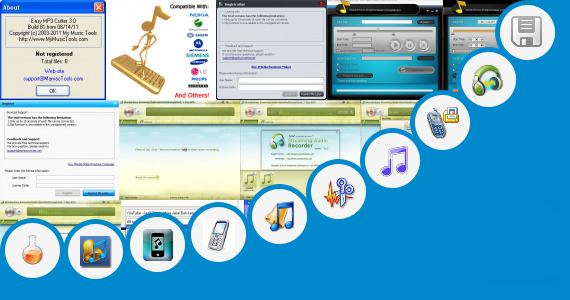 Software collection for Music Site Mp3 Ringtones