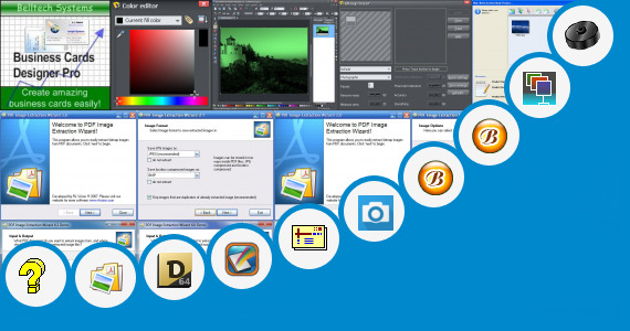 Software collection for Sonu Design Images