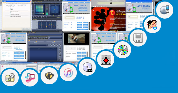 Software collection for Tamil Movie Cut Songs Mix Songs
