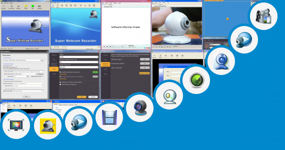 Software collection for Young Webcam Captures