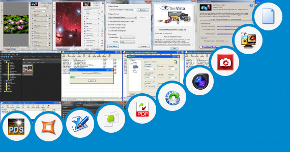 Software collection for Cpac Imaging Pro Plug In