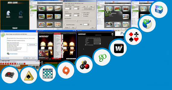 Software collection for Netbooks Free Game Offline