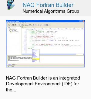 NAG Fortran Builder