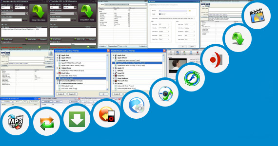 Software collection for Converter To Yutube Mp3 Mp4