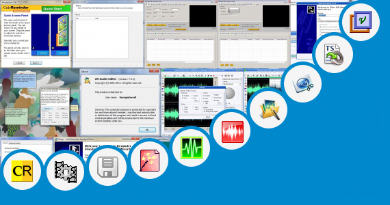 Software collection for Text Audio Name Spich Editer Apk
