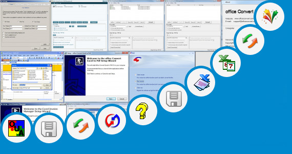 Software collection for Excel Format For Bbs