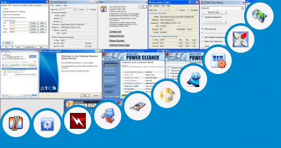 Software collection for Power Geez For 64 Bits Comput