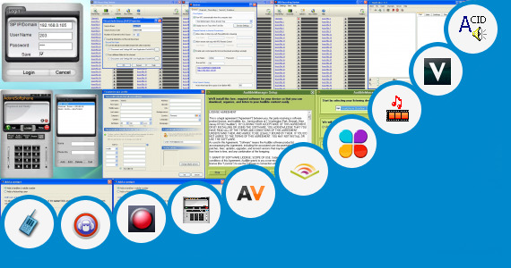 Software collection for Gujarati Audio Phone Talk