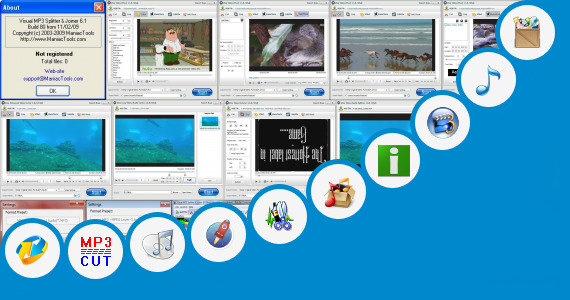 Software collection for Mp3 Teg Editor Vxp App