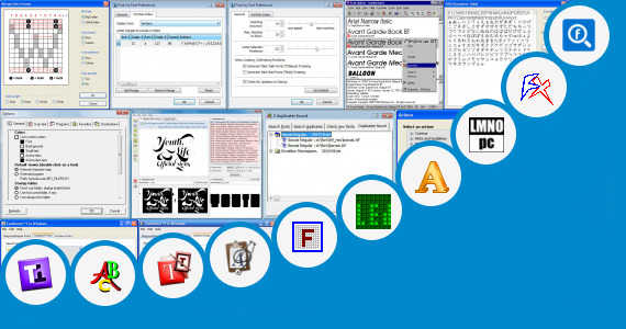 Software collection for How To On Bitmap Fonts In Uc