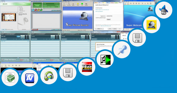 Software collection for Record Clip By Mpsc
