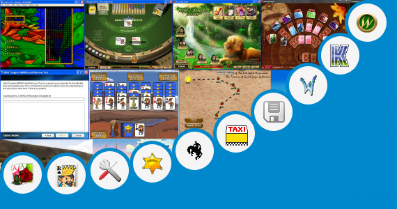 Software collection for Wild Tangent Game For Hp