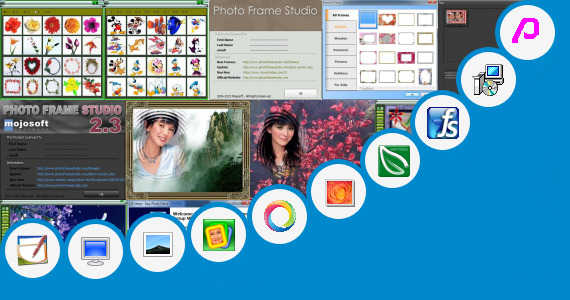 Software collection for Vxp Photo Frame