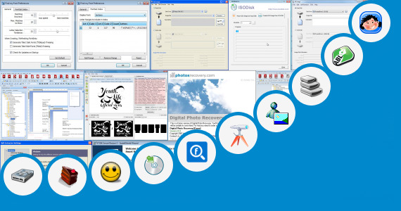 Software collection for Hareesh Letter Images