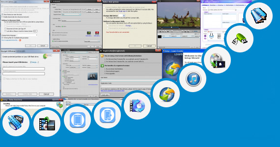 Software collection for Uc Mini App Sinhala