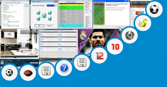 Software collection for Fifa Football Game For In Vxp Format