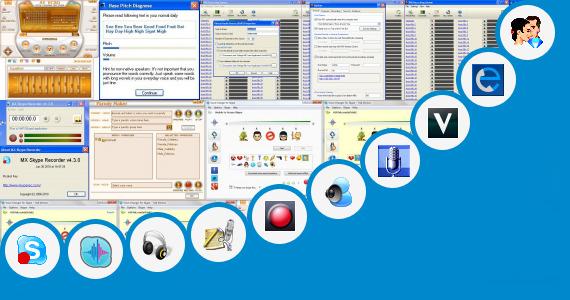 Software collection for Tamil Lovers Voice Talk Record