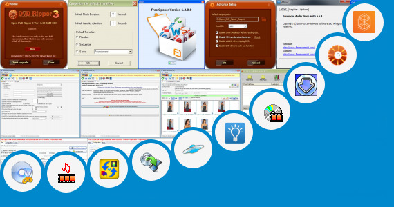 Software collection for Hindi Bf Video Open Image