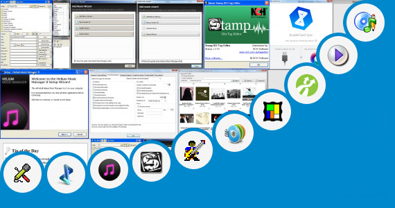 Software collection for Mp3 Songs Pictur Add Apk