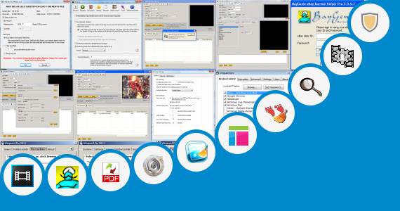 Software collection for Logix Pro Free App