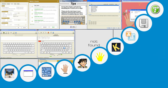 Software collection for Myanmar2 Typing Exercise