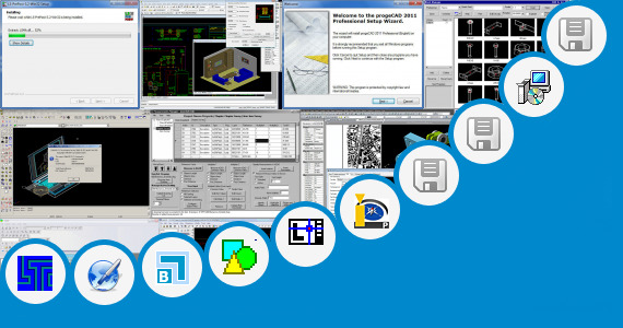 Software collection for Two Wheeler Cad Block Free