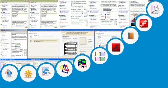 Software collection for Web Page To Pdf