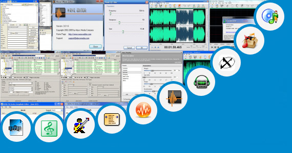Software collection for Dj Song Name Editor