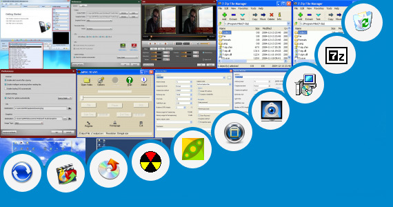 Software collection for 8 Gadget Pack Setup Highly Compressed