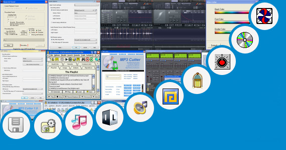 Software collection for Mix Cut Song In Tamil Move