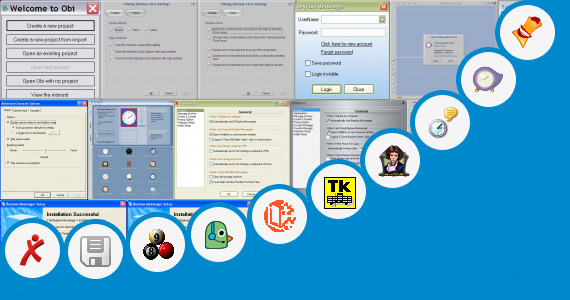 Software collection for Play Talk Skaybuadi
