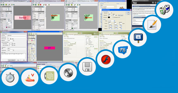 Software collection for Cisco Banner Generator