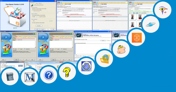Software collection for Sanilion Open Image