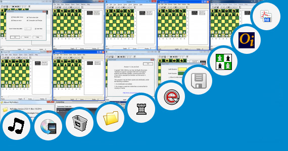 Software collection for Saxe Move With Open
