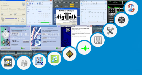 Software collection for Hi Pitch Song Tamil