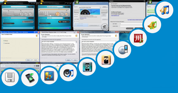 Software collection for Dj Names Rington Maker