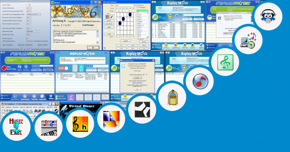 Software collection for Automatic Song Generator With Music In Hindi