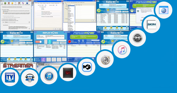 Software collection for Play Via Radio Java Apps Downlod