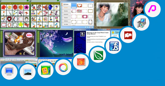 Software collection for Photo Frame Pc Hippo