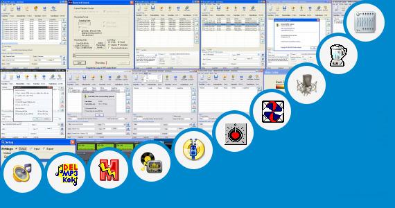 Software collection for Mp3 Song Name Mixer Apk